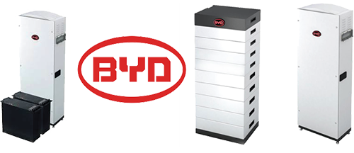 BYD Battery Home Storage